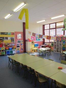 Aula, Clase, Alumnos, Guardería, Escuela, Colegio (Archivo)