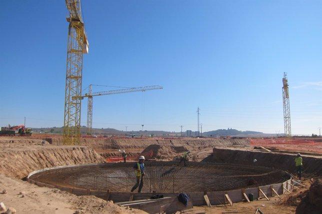 Trabajador de la construcción