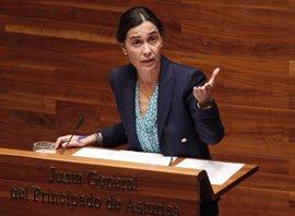 """Carcedo defiende el proyecto de presupuestos como la """"mejor opción"""" para Asturias"""