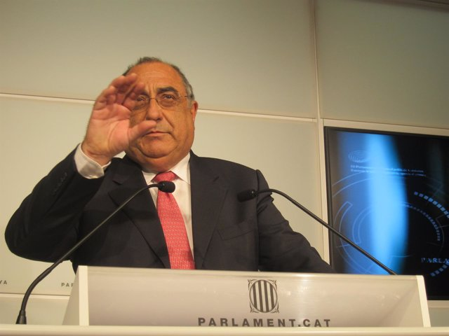 Joaquim Nadal (foto de archivo)
