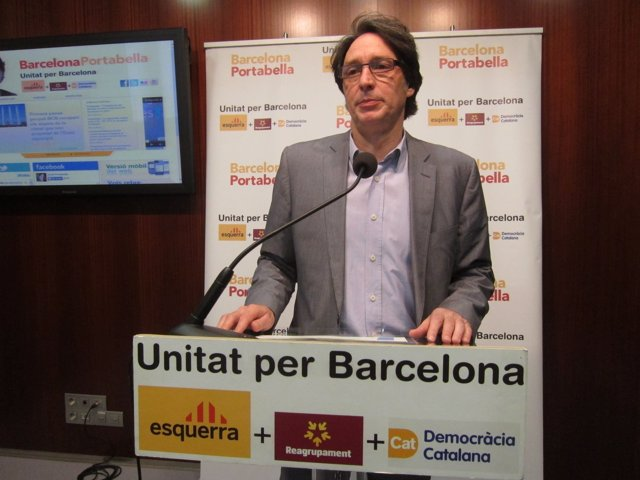 Jordi Portabella, UpB