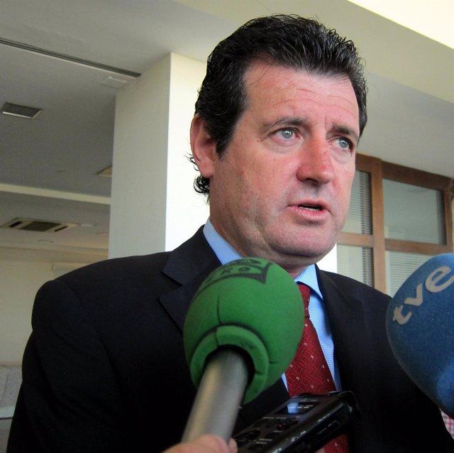 José Císcar en imagen de archivo