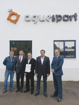 Acuerdo entre Kumho y Aguesport