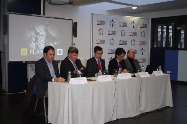 Ribera y Rueda presentan su promoción en Estados Unidos