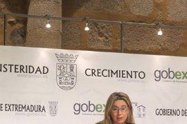 """El Ejecutivo extremeño apela a la """"unidad"""", a la """"viabilidad"""" y a la """"legalidad"""" en Acorex"""