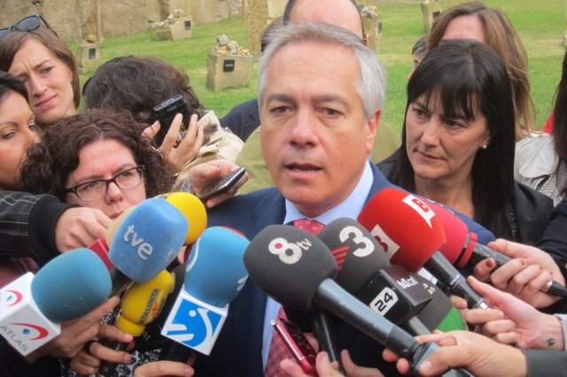 Pere Navarro, PSC (Archivo)