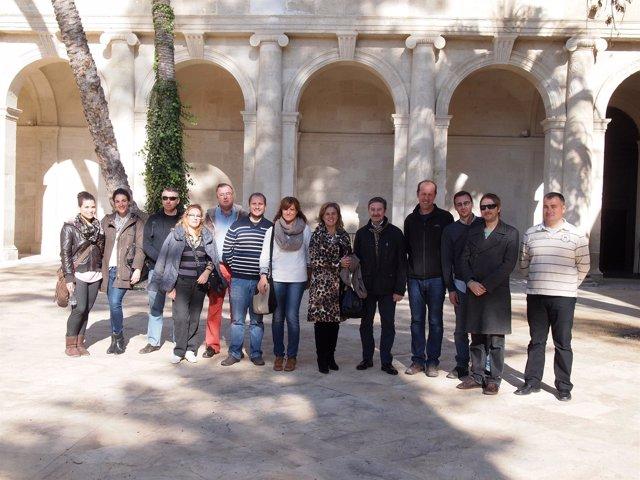 Viaje de familiarización organiza un viaje por Almería para touroperadores