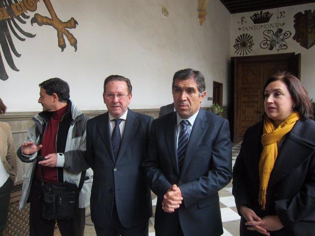 Consejero De Llera y Lorenzo del Río