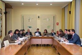 Las enmiendas de la Ley de Comunicación y la integración cooperativa, a debate en el pleno del Parlamento extremeño
