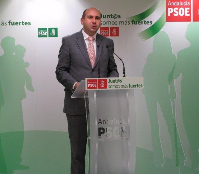 Francisco Conejo, del PSOE-A