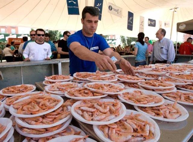 Feria de la Gamba y el Marisco de Huelva