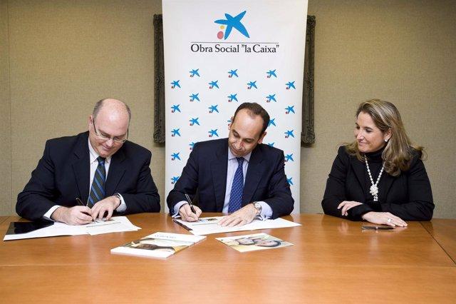 Firma laCaixa-SPMSD