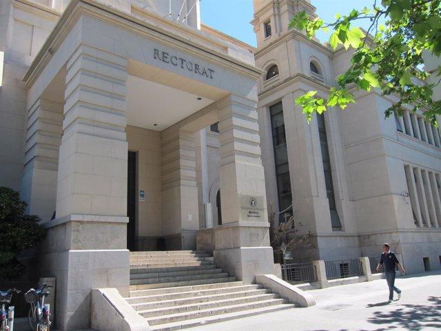 Rectorado de la Universitat de València