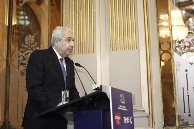 Antonio Zoido, presidente de BME