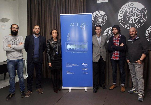 Presentación Actual 2014 en Madrid