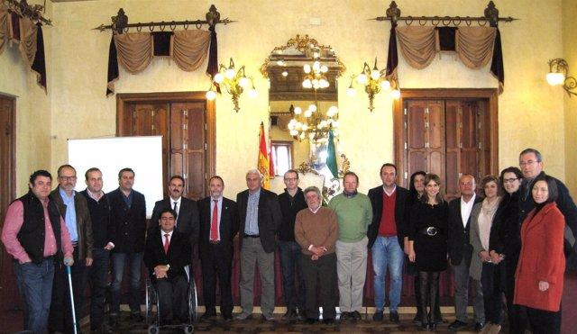 La Junta informa sobre el Pacto Andaluz de Accesibilidad