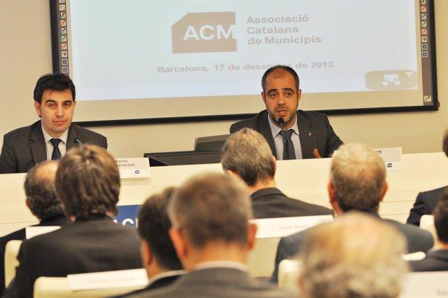 Miquel Buch preside el Comité Ejecutivo de la ACM