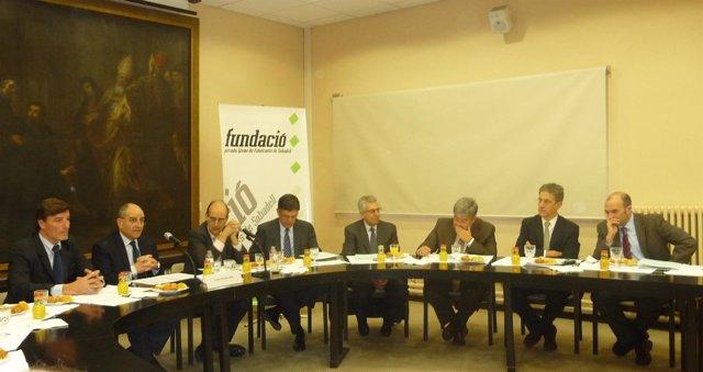 Consejo asesor de la Fundació Gremi de Fabricants
