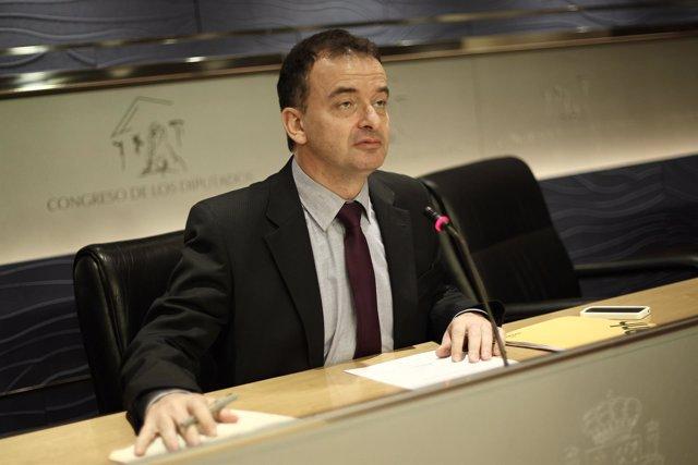 Alfred Bosch (ERC) en el Congreso