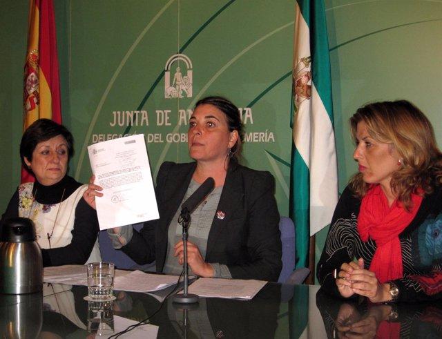 Cortés, en rueda de prensa