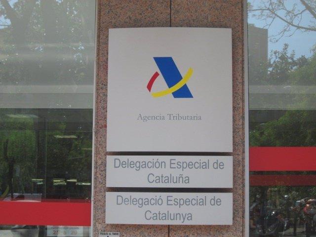 Agencia Tributaria Española. Delegación en Catalunya