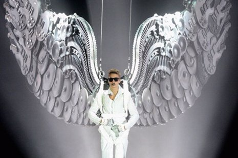 NEW YORK, NY - AUGUST 02: Justin Bieber performs at the Barclays Center on Augus