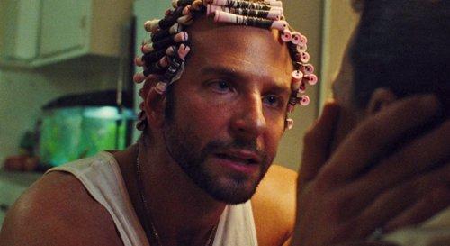 Bradley Cooper en  La gran estafa americana (American Hustle)