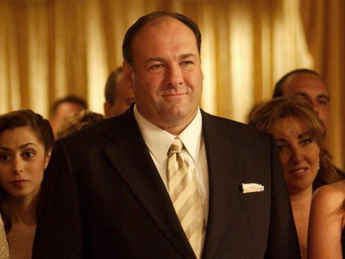 James Gandolfini en 'Los Soprano'