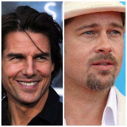 Brad Pitt y Tom Cruise podrían trabajar juntos de nuevo