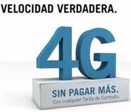 Foto del anuncio de 4G de Yoigo