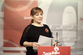 """Aborto.- El PSOE muestra su """"radical"""" oposición a la reforma y apela a la conciencia de las 76 diputadas del PP"""