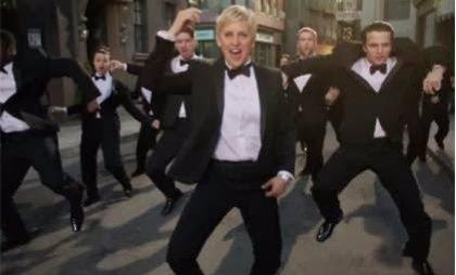 Los Oscar 2014 presentan su primer tráiler con Ellen DeGeneres