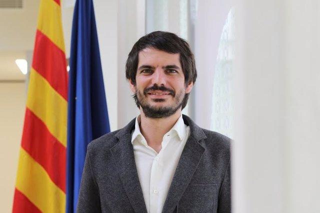 Ernest Urtasun, candidato de ICV a las elecciones europeas
