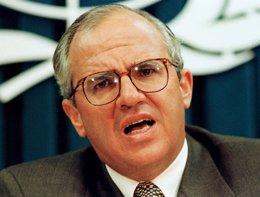 Ex presidente colombiano Ernesto Samper