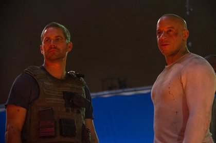 'Fast and Furious 7' se estrenará en Abril de 2015