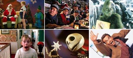 Especial películas navideñas