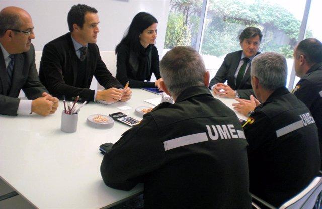 FGV formará a la UME en acciones ferroviarias