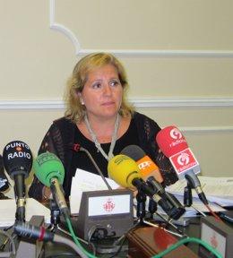 Mª Àngels Ramón-Llin en una imagen de archivo