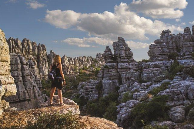Campaña de promoción del Patronato de Turismo Málaga-Costa del Sol