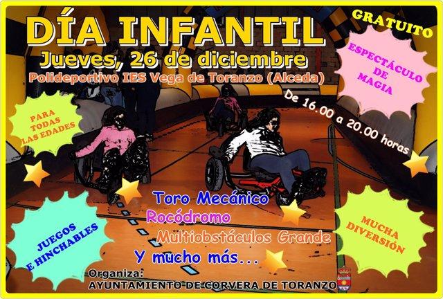 Cartel del Día Infantil