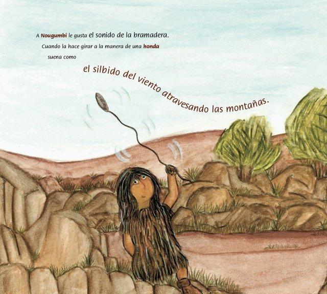 'Nougumbi', Cuento Sobre El Descubrimiento De La Música En La Prehistoria