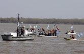 Foto: Mujica ratifica a Bolivia y Paraguay su oferta para usar los puertos uruguayos