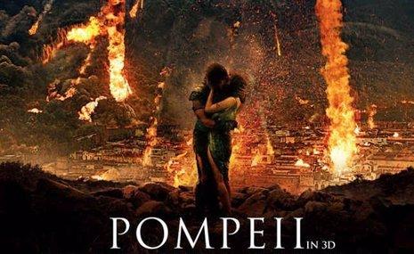 Pompeii: Nuevo póster con Kit Harington