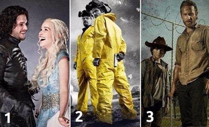 'Juego de Tronos', 'Breaking Bad' y 'The Walking Dead', las más descargadas de 2013