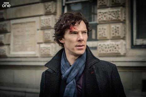 Sherlock: regala 'Many Happy Returns' por Navidad