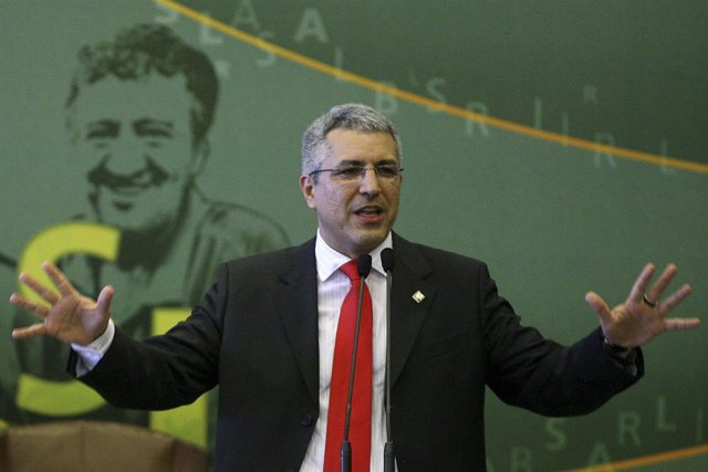 Alexandre Padilha, ministro de Sanidad de Brasil