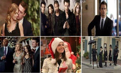 Las series vuelven después de Navidad