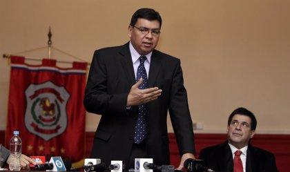 Paraguay.- El ministro del Interior renuncia a su cargo en la Fiscalía