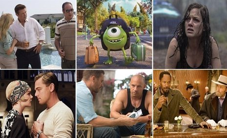 Las mejores películas de 2013 (II)