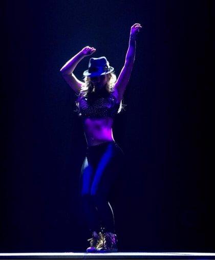 Britney Spears se presenta este viernes en Las Vegas